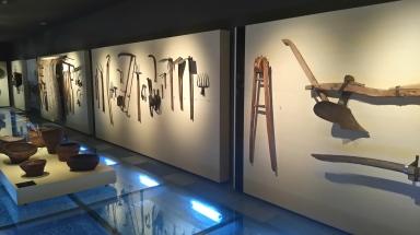 quelques instruments agricoles