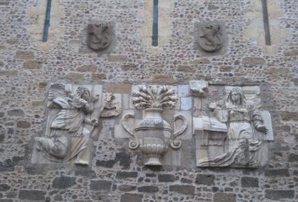 Le Musée d'art sacré (détail)