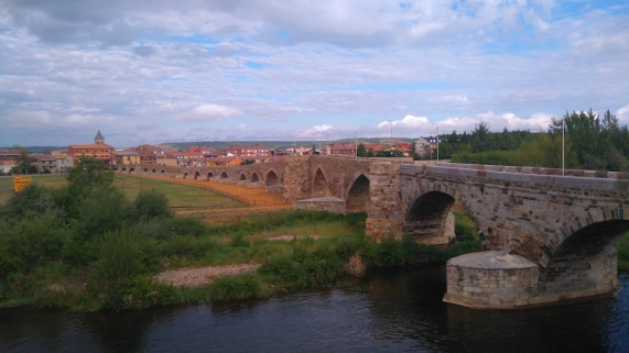 Le pont de Orbigo