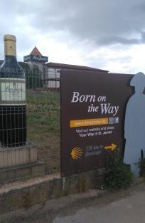 Bon, pour ceux qui n'écoutent pas: on est dans La Rioja !