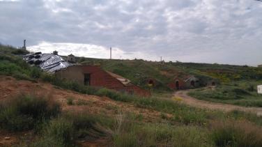 Qui me dira ce qui est conservé dans ces silos horizontaux traditionnels ?