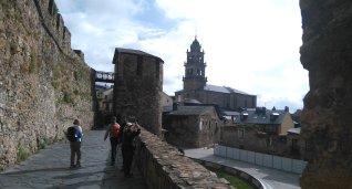 avec vue sur la cathédrale