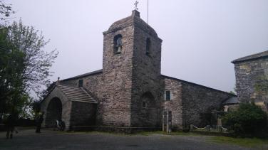 Santa Maria la Real (9ème siècle)
